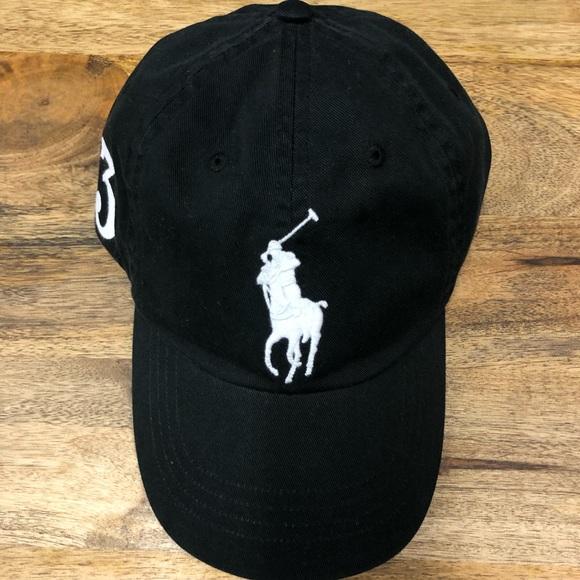 Polo Ralph Lauren Big Logo Baseball Cap Cap Hat 36f60aa2ab79